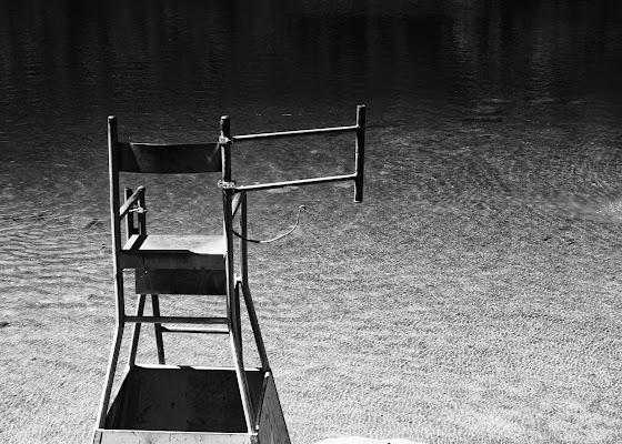 ... è successo qualcosa nel lago... di Annie