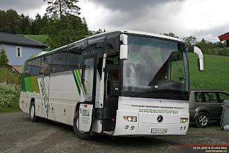 Photo: FS 91628 hos Sende Busstrafikk i Verdal, 09.06.2008.
