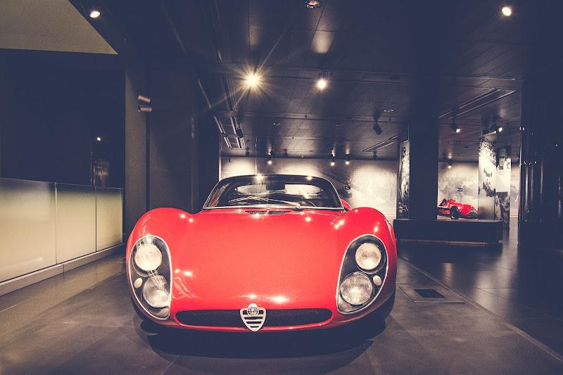 Alfa 33 Stradale di thomas_gutschi