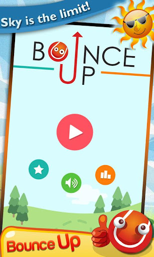 Bounce UP Ball Jump