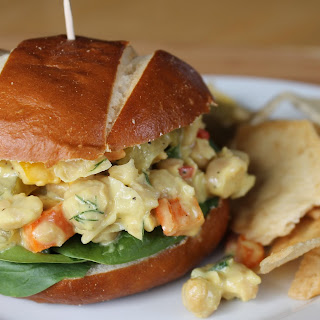 Perfected Chickpea Salad Sandwich
