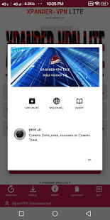 XPANDER-VPN LITE for PC-Windows 7,8,10 and Mac apk screenshot 4