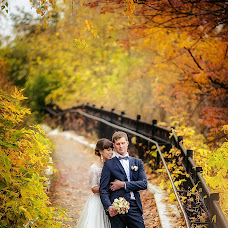 Wedding photographer Elena Lipatnikova (Smolic). Photo of 15.10.2016