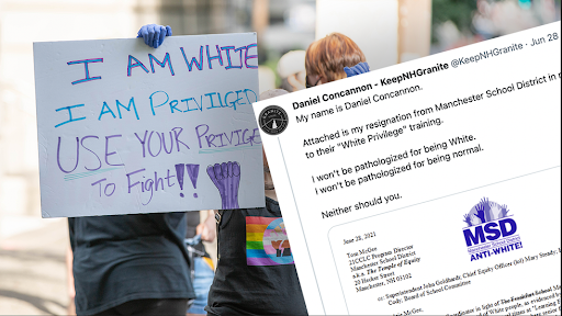 Dude Quits School District Over 'White Privilege' Propoganda with Greatest Resignation Letter of All Time