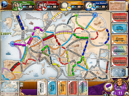 ticket to ride android apps on google play  ticket to ride screenshot thumbnail