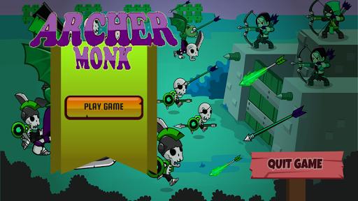 Télécharger Gratuit Superb Archer Monk apk mod screenshots 1