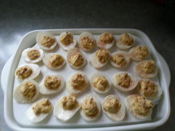Deviled Eggs Recipe