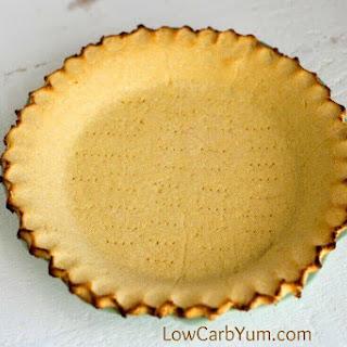 Coconut Flour Pie Crust - Gluten free