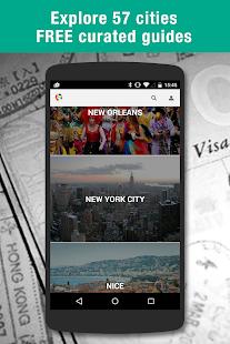 Guidepal Offline City Guides - screenshot thumbnail