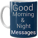 Good Morning & Night Messages icon