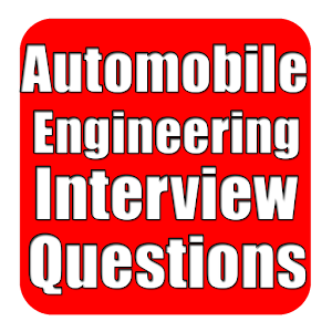 Automobile Engineering Interview Question