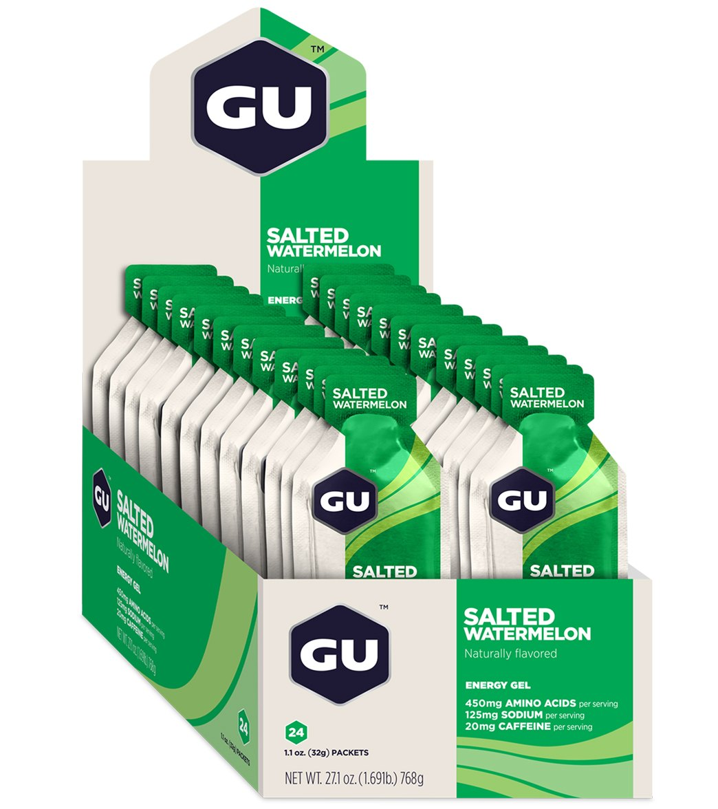 Energy Gel Supplements For Swimmers