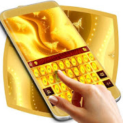 Free 2018 Gold keyboard