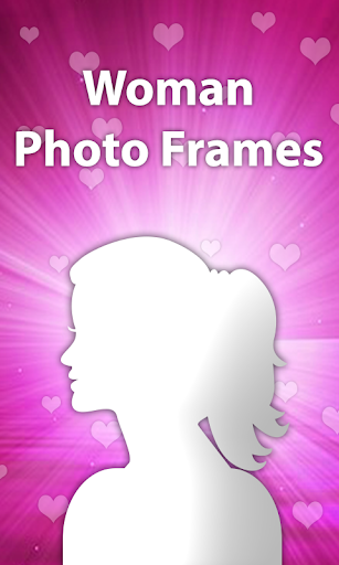 Woman Photo Frames