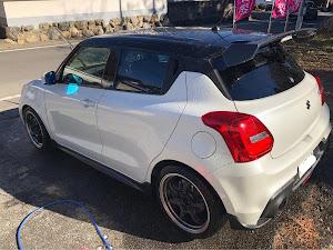 スイフトスポーツ ZC33S の洗車のカスタム事例画像 ebikun1612さんの2019年01月21日17:39の投稿