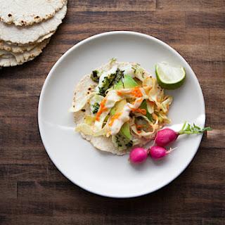 Baked Cod Tacos Recipes