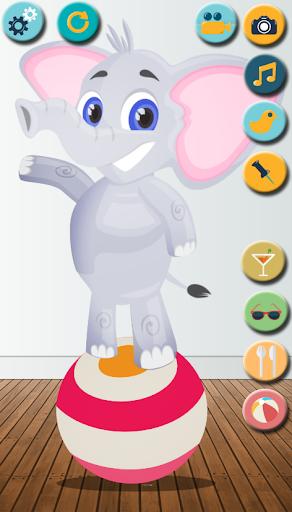 My Talking Elephant Chef