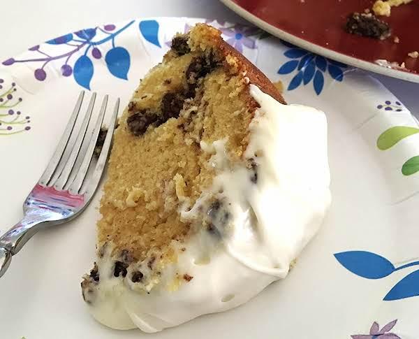 Hootenanny Cake Recipe