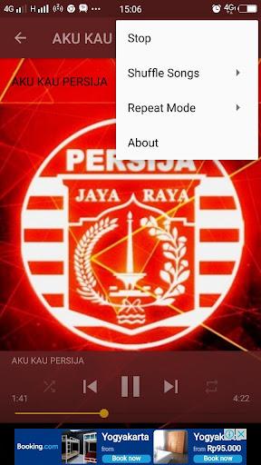 Lagu Persija Jakarta 2018 8.1 screenshots 4