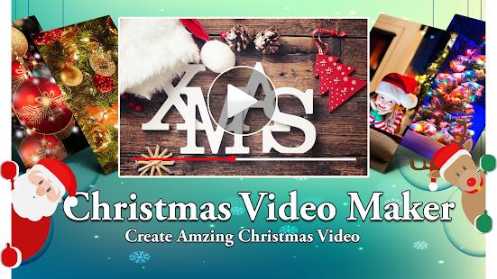Christmas Video Maker 2017 - náhled