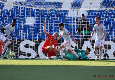 """Bornauw déçu après ce but en fin de rencontre : """"Ce match aurait dû se terminer autrement"""""""