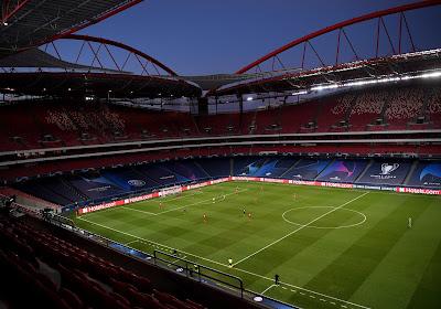 Geen match achter gesloten deuren voor Standard in Europa