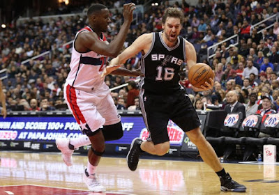 NBA: Mahinmi (Wizards) en veut plus