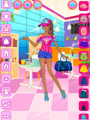 High School Dress Up For Girls 1.0.6 screenshots 10