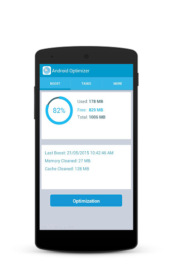 Android Optimizer 2015