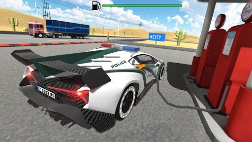Car Simulator Veneno 1,2 screenshots 15
