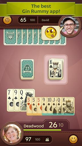 Grand Gin Rummy: The classic Gin Rummy Card Game 1.3.4 screenshots 1