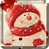 2017 Christmas Snow  Live Wallpaper Free
