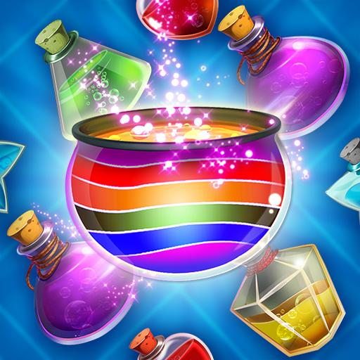 Magic Puzzle - Match 3 Game Icon