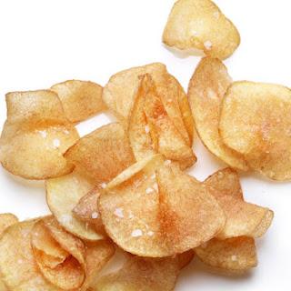 Salt-and-Vinegar Potato Chips.
