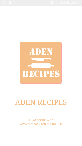 u0648u0635u0641u0627u062a u0639u062fu0646u064au0629 | Aden recipes 2.1 screenshots 1