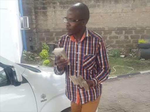 Bungoma 'moneybags' Moses Nandalwe says he will support