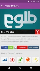 Download Afghan Live Tv for android | Seedroid