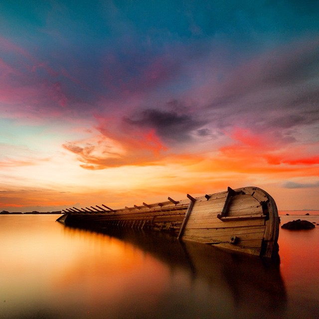 by Ircham Sujadmiko - Landscapes Sunsets & Sunrises ( alalamiya_sunset, supersunset, superhubs, siksakamera, sengajaphoto, sky_captures, sky_painters, sunset_hunter, sunrise_sunsets_aroundworld, wu_asia, wu_indonesia, wow_indonesia, ig_asia_, indonesiaku1, ic_landscapes, instanusantara, Indonesia_photography, long_exposure, luminaryglobal, loves_indonesia, motoyuk, my_sunset, mybest_indonesia, turkey_reward, thebest_sunset, telkomselmerahputih, indonesiaakuindah )