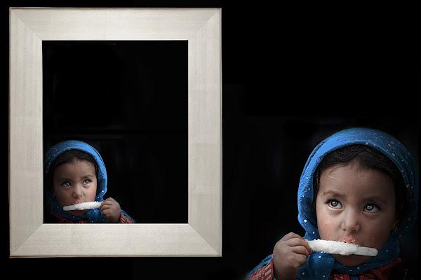 Reflected empty space. di Sergio Pandolfini
