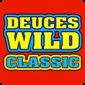 Deuces Wild Classic - Casino Vegas Video Poker icon