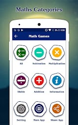 Math Games - Maths Tricks APK screenshot thumbnail 11
