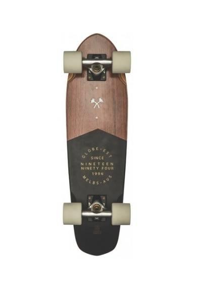longboard Globe - Blazer Walnut 26