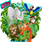 brain games animals for kids