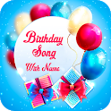 Birthday Song with Name icon