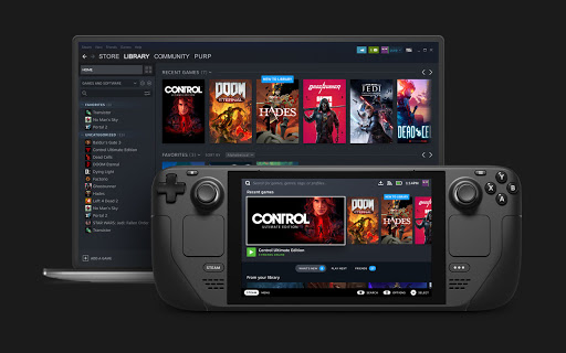 Steam Deck - the new portable gaming PC from Steam - TimesLIVE