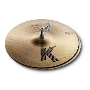 "14"" K Zildjian - Light Hi-hat"