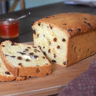 Mrs. McCaskey's Raisin Bread