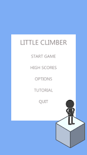Little Climber Screenshot