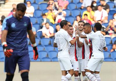 """Lucas Pirard regrette l'après-match: """"Les stars sont parties directement, certains n'ont pas eu de maillot"""""""