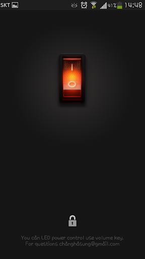 玩工具App|ボリュームキー フラッシュライト(Easy Flash)免費|APP試玩